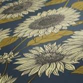A.S. Création Vliestapete New Life Blumentapete floral blau, gelb, anthrazit