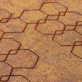 Carta da parati New Walls - Urban Grace geometrie