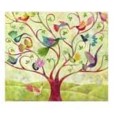 Herdabdeckplatte - Blanz - Exotische Vögel