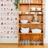 Patterned Wallpaper Leffler – Lucky Charm