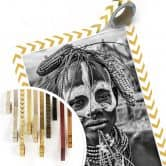 Poster - Kuesta - Portrait éthiopien