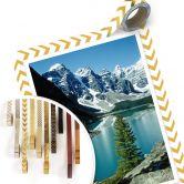 Poster - Lac de montagne
