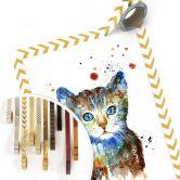 Poster Hagenmeyer - Kleine Katze