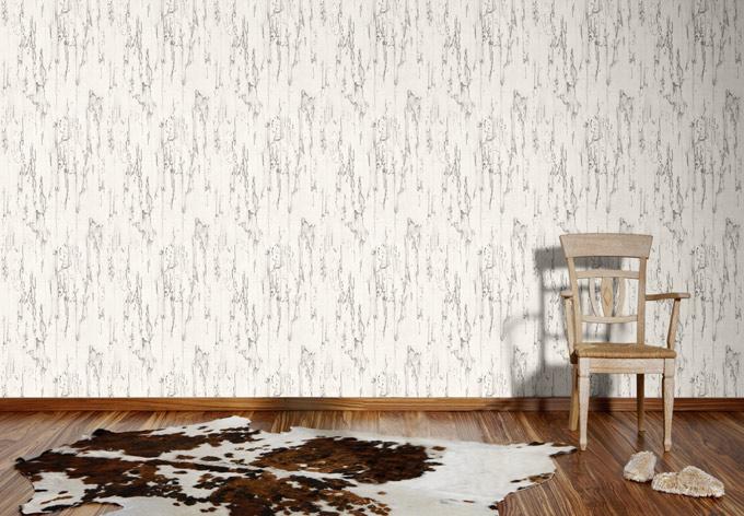 Muster Tapeten Grau Wei? : – Moderne Muster Tapeten Mit Wei Grau Und Schwarz Auf Vlies Tapeten