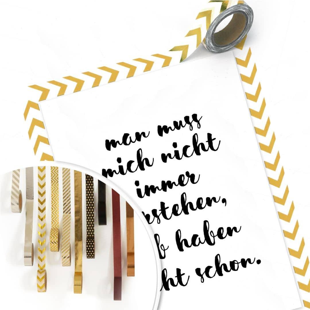 Poster Man muss mich nicht immer verstehen | wall-art.de