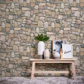 A.S. Création Wallpaper il Decoro - Paper wallpaper - Stone