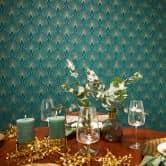 Livingwalls Vliesbehang New Walls -  50's Glam Art Deco