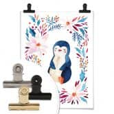 Poster Sweet Pinguin