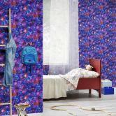 Rasch Kids & Teens III Papiertapete blau