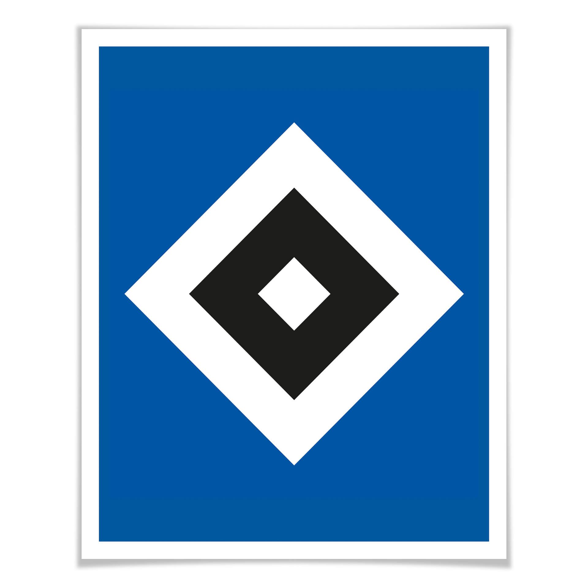 04 Adig Versicherung HSV Hamburger Sport Verein Trikot Pin Badge Away 03