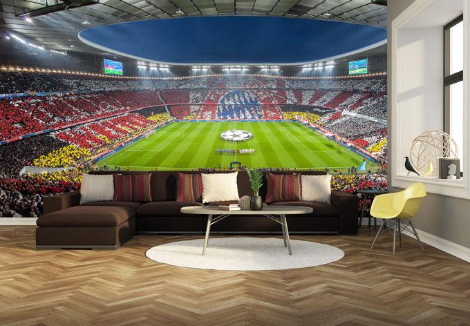 Awesome Fototapete Bayern München Ideas - Erstaunliche Ideen ...