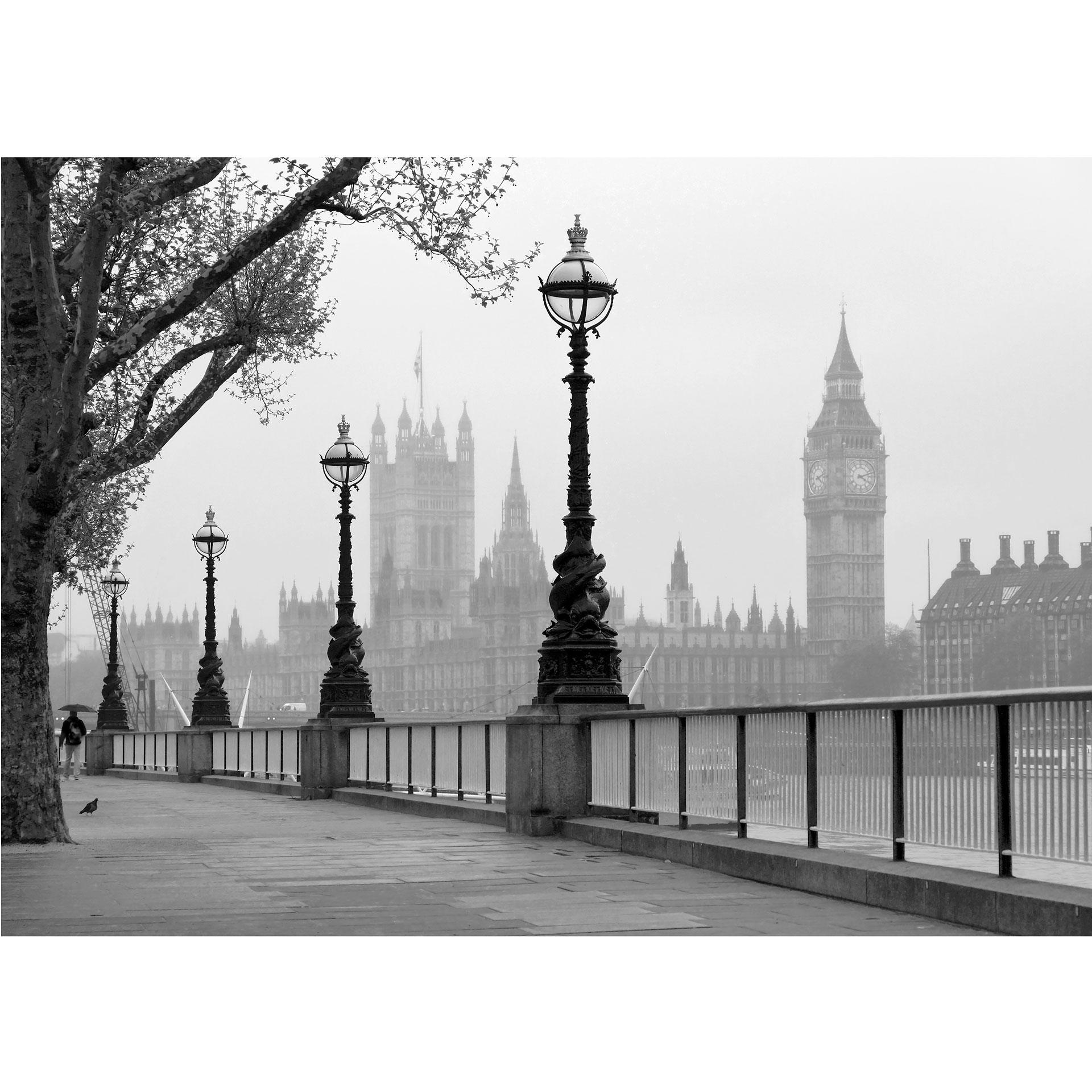Fotobehang paleis van westminster wall - Behang london ...