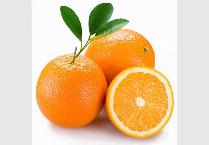 fototapete oranges von k&l wall art - der frischekick mit orangen ... - Fototapete 250x250
