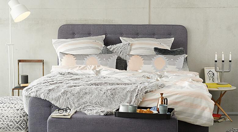 kuschelige decken und plaids wall. Black Bedroom Furniture Sets. Home Design Ideas