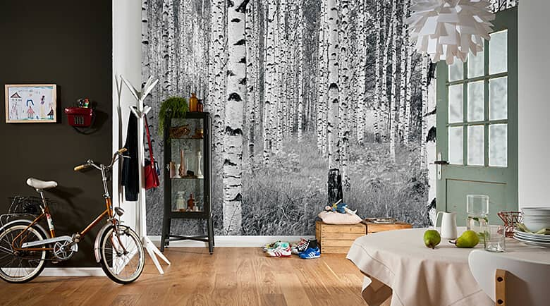 fototapeten natur im fototapeten shop wall. Black Bedroom Furniture Sets. Home Design Ideas
