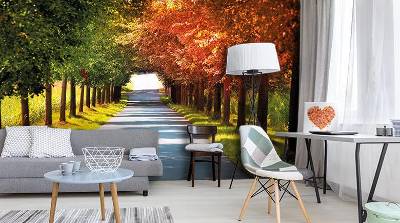 Herbstliche Dekoideen mit viel Draussengefühl für Zuhause | wall-art.de