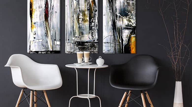 mehrteilige leinwandbilder wall. Black Bedroom Furniture Sets. Home Design Ideas