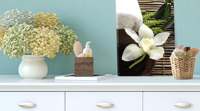 leinwandbilder wellness wandtattoo wall art. Black Bedroom Furniture Sets. Home Design Ideas
