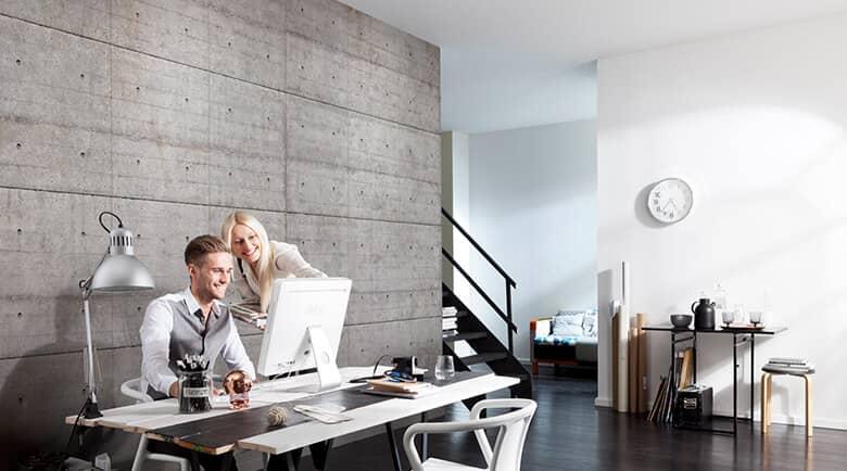 b ro tapete fototapeten f r das b ro wall. Black Bedroom Furniture Sets. Home Design Ideas