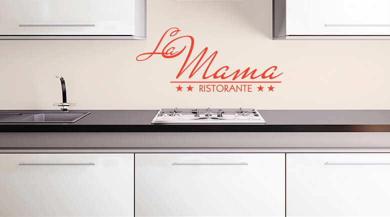 italienische wandtattoos zum dekorieren wall. Black Bedroom Furniture Sets. Home Design Ideas
