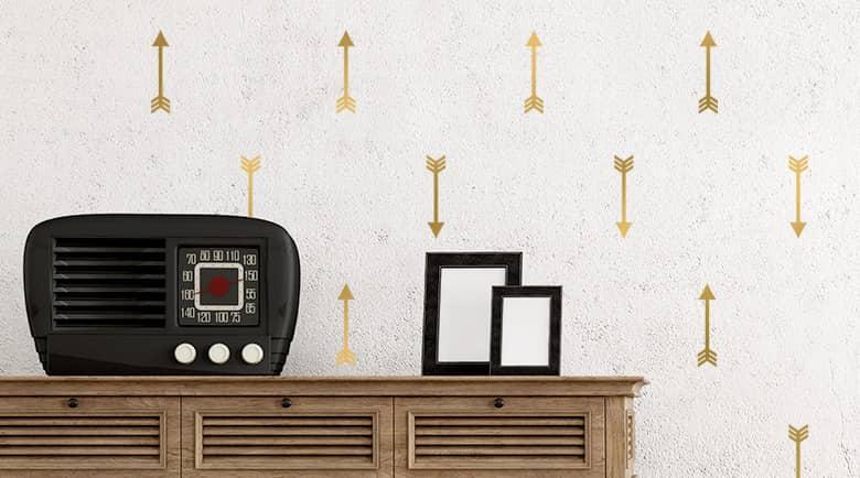 Verschönern Sie Langweilige Wände Mit Den Schönsten Mustern U0026 Formen. Wir  Bieten Ihnen Hier Eine Große Auswahl An Motiven An, Die In Jedes Zimmer  Passen.