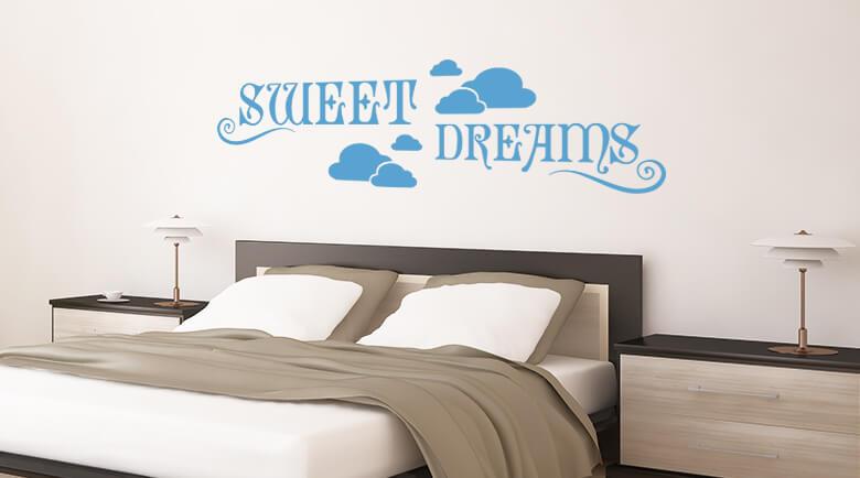 Wandtattoo für das Schlafzimmer online kaufen | wall-art.de