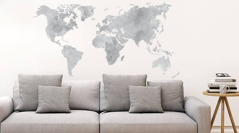 st dte wandtattoo als skyline online kaufen wall. Black Bedroom Furniture Sets. Home Design Ideas