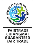 Cotton Ball Lights Fair Trade Logo
