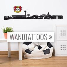 Bayer 04 Leverkusen Shop: Wanddekoration für Fans | wall-art.de