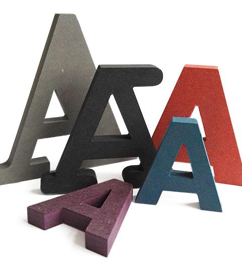 3D Buchstaben - im Dekobuchstaben Shop Wall-Art online bestellen ...