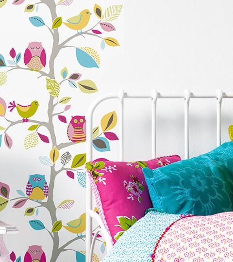 Tapeten Bord?ren Schlafzimmer : Tapeten kaufen und gleich losdekorieren mitwall-art.de