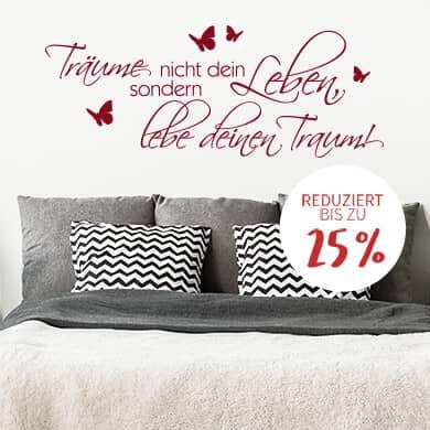 der gro e wandtattoo wandsticker shop wall. Black Bedroom Furniture Sets. Home Design Ideas
